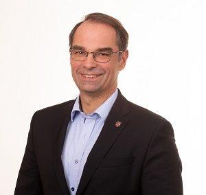 Dr. Dieter Lang (Erster Stadtrat)