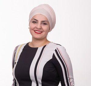 Rukhshanda Shahid (Schriftführerin)